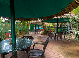 Green Magic- The Garden Restaurant